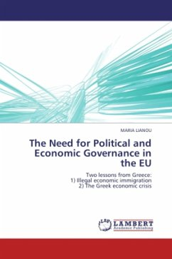 The Need for Political and Economic Governance in the EU