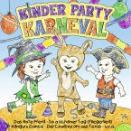 Kinder Party Karneval, 1 Audio-CD