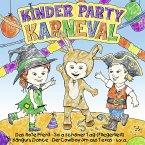 Kinder Party Karneval, 1 Audio-CD
