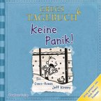 Keine Panik! / Gregs Tagebuch Bd.6 (1 Audio-CD)