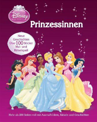 Disney Prinzessin - Prinzessinnen, Sammelband - Disney, Walt