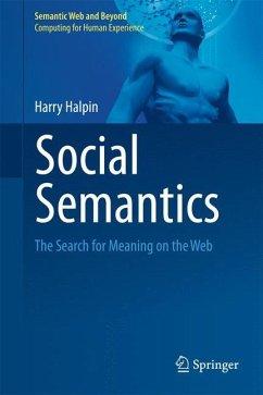 Social Semantics - Halpin, Harry