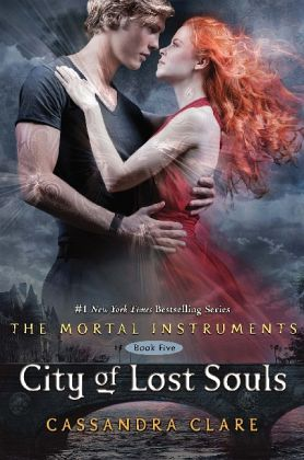 Mortal Instruments - City of Lost Souls - Clare, Cassandra