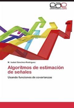 Algoritmos de estimación de señales - Sánchez-Rodríguez, M. Isabel