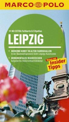 Marco Polo Reiseführer Leipzig - Aretin, Stephanie von