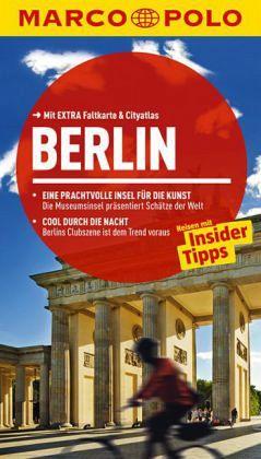 Berlin MARCO POLO Reiseführer - Berger, Christine