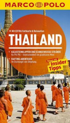 Marco Polo Reiseführer Thailand - Hahn, Wilfried
