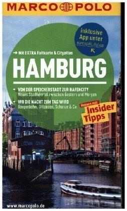 Marco Polo Reiseführer Hamburg - Heintze, Dorothea