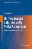 Homogeneous Catalysis with Metal Complexes