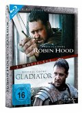 Robin Hood / Gladiator (Director's Cut / Extended Edition, 2 Discs)