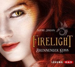 Brennender Kuss / Firelight Bd.1 (MP3-Download) - Jordan, Sophie