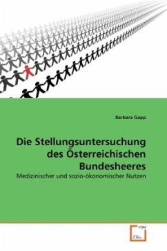 Die Stellungsuntersuchung des Österreichischen Bundesheeres