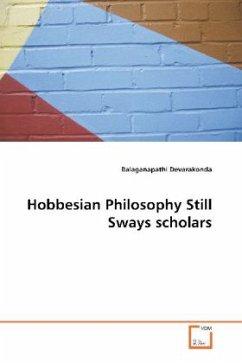 Hobbesian Philosophy Still Sways scholars - Devarakonda, Balaganapathi