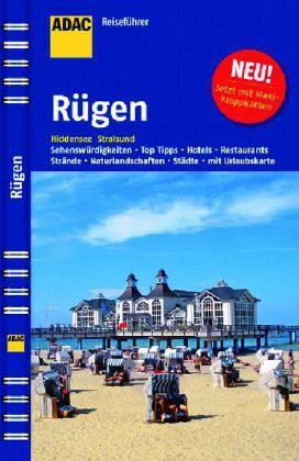 ADAC Reiseführer Rügen, Hiddensee, Stralsund - Lopez-Guerrero, Gabriel C.; Tzschaschel, Sabine