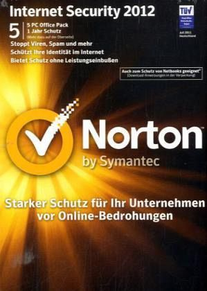 Norton Internet Security 2012 - 5 User PC