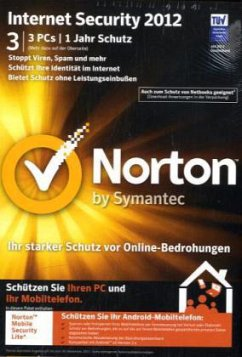 Norton Internet Security 2012 - 3 User