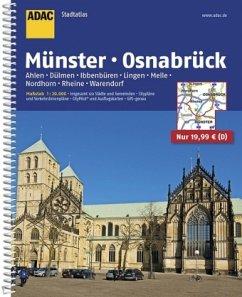 ADAC StadtAtlas Münster, Osnabrück