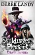 Skulduggery Pleasant - Death B …
