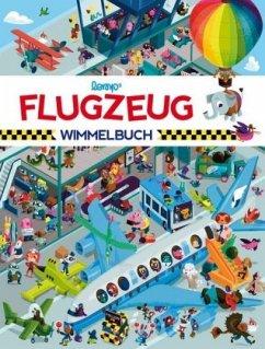 Flugzeug Wimmelbuch - Lomp, Stephan