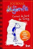 Journal d'un Dégonflé - Carnet de bord de Greg Heffley\Gregs Tagebuch - Von Idioten umzingelt!, französische Ausgabe Bd.1