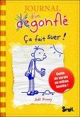 Journal d'un Dégonflé - Ca fait suer!\Gregs Tagebuch - Ich war's nicht!, französische Ausgabe Bd.4