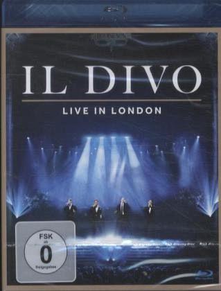 Il divo live in london film auf blu ray disc - Il divo live in barcelona ...