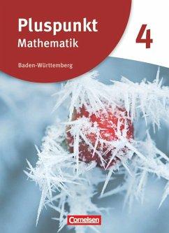 Pluspunkt Mathematik 04. Schülerbuch Baden-Württemberg - Merz, Patrick;Mödinger, Eva;Polzin, Isabel