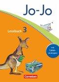 Jo-Jo Lesebuch - Aktuelle allgemeine Ausgabe. 3. Schuljahr - Schülerbuch