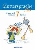 Muttersprache plus 7. Schuljahr. Schülerbuch Sachsen