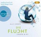 Die Flucht / Cassia & Ky Bd.2 (1 MP3-CD)