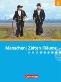 Menschen Zeiten Räume 7./8. Schuljahr. Schülerbuch.Arbeitsbuch für Gesellschaftslehre Nordrhein-Westfalen