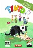 TINTO 1 und 2 Grüne Ausgabe 1. Schuljahr. Arbeitsheft 1 Schreiben mit CD-ROM