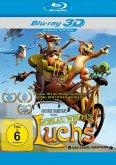 Schlau wie ein Luchs (Blu-ray 3D)