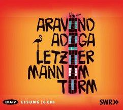 Letzter Mann im Turm (MP3-Download) - Adiga, Aravind
