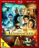 Der Nussknacker (Blu-ray 3D, + Blu-ray 2D, + DVD)