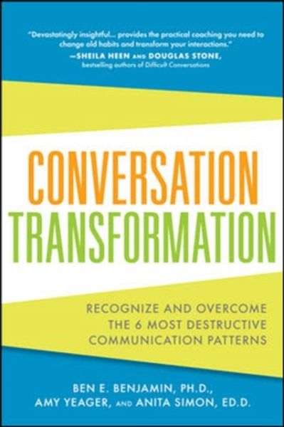 conversation transformation recognize and overcome the 6