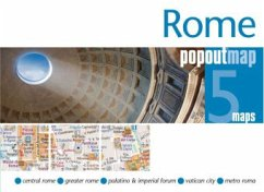 Rome PopOut Map