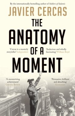 The Anatomy of a Moment - Cercas, Javier