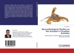 Neuroethological Studies on the Scorpion's Circadian Activities