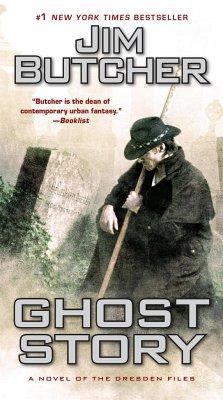 Dresden Files 13. Ghost Story - Butcher, Jim