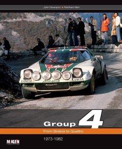 Group 4 - From Stratos to Quattro - Davenport, John; Klein, Reinhard