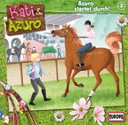 Kati & Azuro - Azuro startet durch, 1 Audio-CD