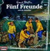 Fünf Freunde und die Sturmflut / Fünf Freunde Bd.94 (1 Audio-CD)