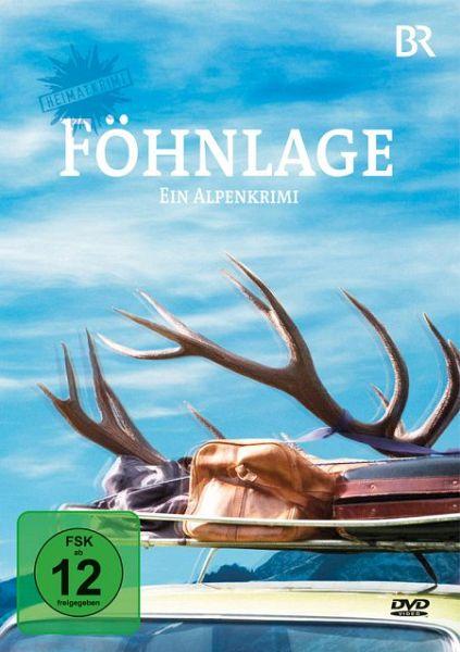 Föhnlage. Ein Alpenkrimi - Feifel,Martin/Schubert,Katharina Marie