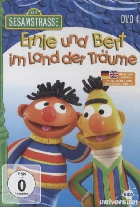 Sesamstraße - Ernie und Bert im Land der Träume DVD 4