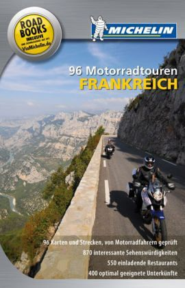 michelin 96 motorradtouren frankreich portofrei bei b cher. Black Bedroom Furniture Sets. Home Design Ideas