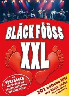 Bläck Fööss XXL, m. PC-DVD