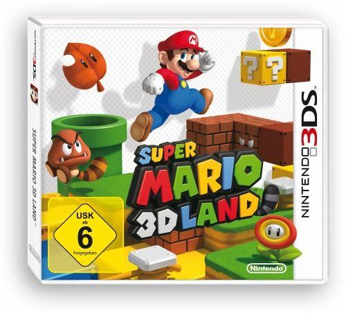 3DS Super Mario Land 3D