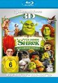 Für immer Shrek - Das große Finale (Blu-ray 3D, + Blu-ray 2D)