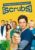 Scrubs - Die Anfänger - 4. Staffel DVD-Box